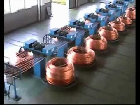 copper ,rod, strip , tube ,Upward Continuous Casting Machine