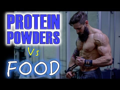 SIMPLE TRUTH: WHICH PROTEIN POWDERS WORK | Do You NEED Them To Build A Lean Muscle Physique