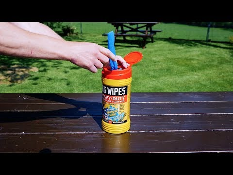 Big Wipes - Overview & Demonstration