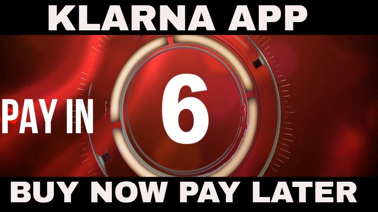 Klarna Credit: Online Shopping Finance App, Discussing the 6 month Financing option, Vibe Rewards