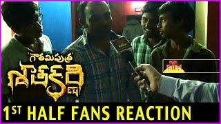Gautamiputra Satakarni Public Talk | First Half | Fans Reaction | Review | Response