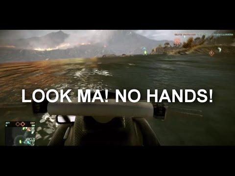 LOOK MA! NO HANDS! - Battlefield Bad Company 2
