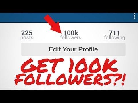 Get instagram followers 2018 Best Way (No WorK)