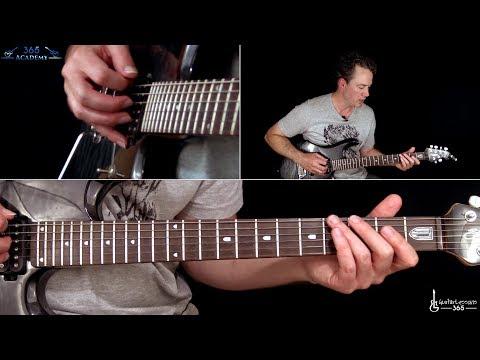 Rush - Limelight Guitar Lesson