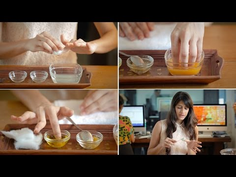 Home Remedies: Healthy Nail Growth And Whitening