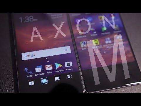 ZTE AXON M | Foldable Dual Screen Phone