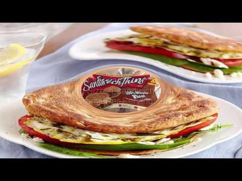 Health| Diabetes Breakfasts Mediterranean Breakfast Sandwiches | Eat to Beat Diabetes