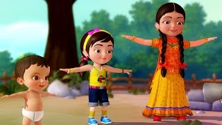 Chalo Exercise Karo | Hindi Rhymes for Children | Infobells