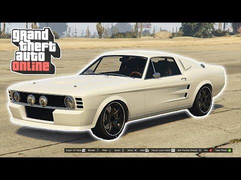 GTA 5 Online Vapid Ellie NEW Unreleased Vehicles Customization Gameplay! (GTA 5 DLC)