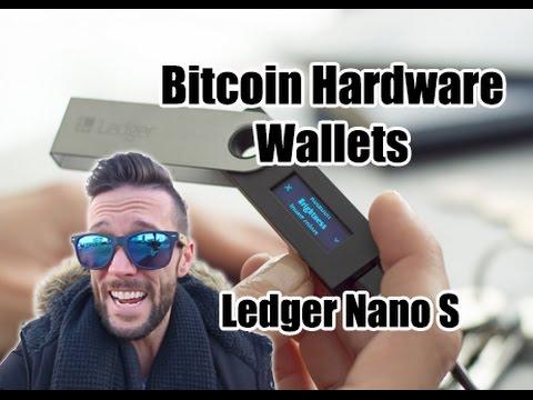 How To Use A Bitcoin Hardware Wallet - Ledger Nano S