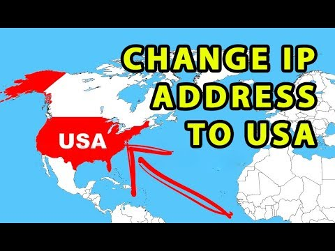 How to Change IP Address to another country USA for Netflix