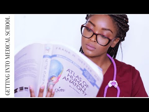 Getting Into Medical School From High School In South Africa | Nosipho Mhlanga