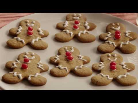 How to Make Gingerbread Men | Cookie Recipes | Allrecipes.com