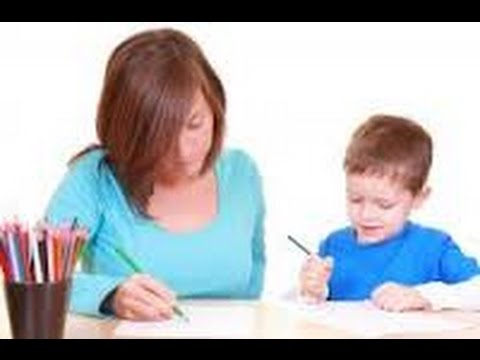 How To Teach A Child To Write