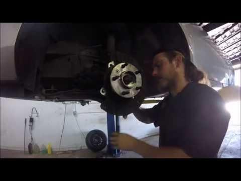 09 Chevy Impala wheel bearing