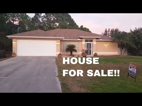 We FINALLY Did It! HOUSE FOR SALE!! Southwest Florida