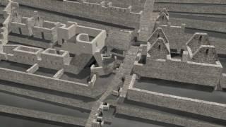 Google Earth Model of Machu Picchu