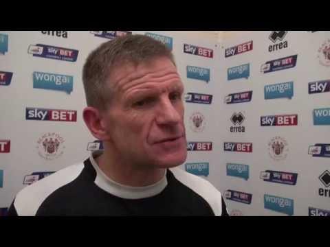 Spooner on Blackpool win | Blackpool U18s 1 Birmingham City U18s 2