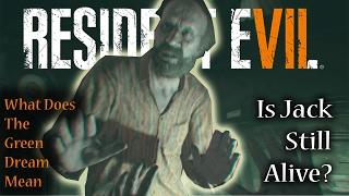 Resident Evil 7 | Did Eveline Kill Jack Baker? | Examining The RE7 Green Dream