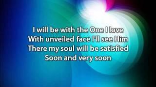 Soon - Hillsong United (with lyrics)
