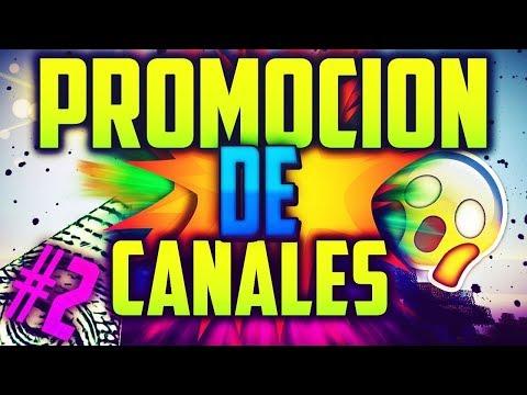 promo de canales en directo en vivo 2018 parte 2