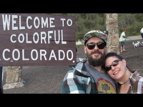 Dallas Fort Worth To Colorado Springs Roadtrip