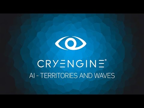 How to create AI zones & waves of enemies in CRYENGINE | AI & NPCs
