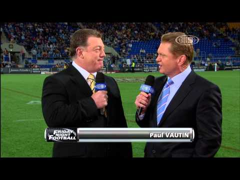 Channel 9 Friday Night Football intro 2010
