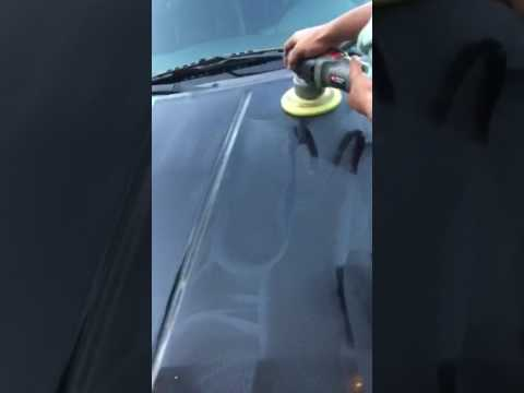 How to remove oxidation using Meguiar's #2