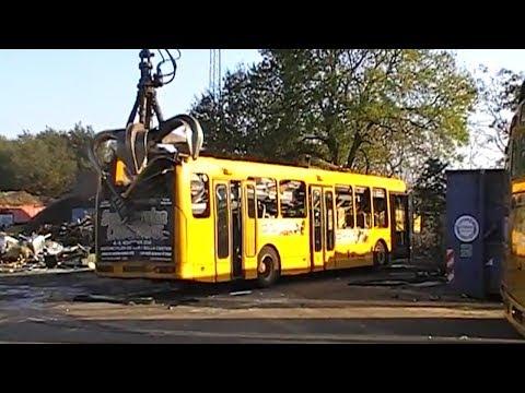 Shredding A Bus Part Two