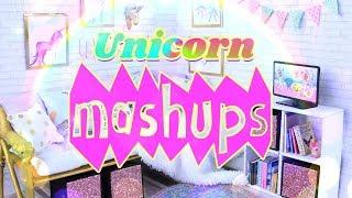 Mash Ups: Unicorn Doll Crafts   Unicorm Room   Unicorn Frappuccino   Unicorn Costume & More