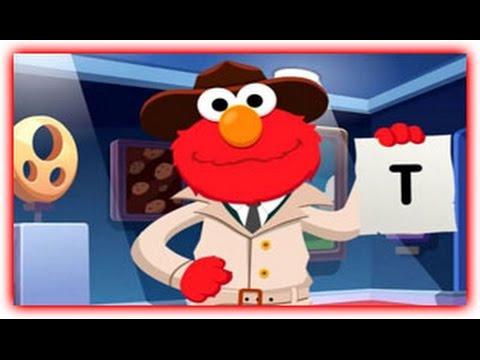 Detective Elmo Cookie Case - Sesame Street Games