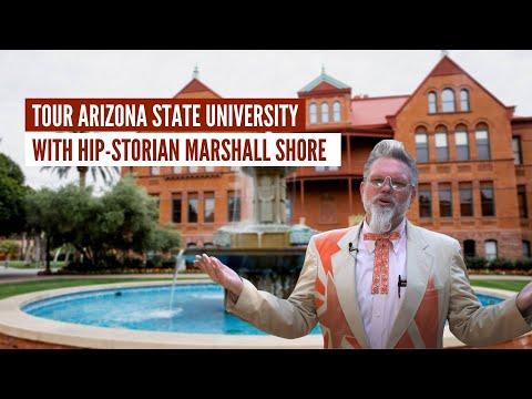 Arizona State University History Tour