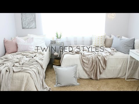 BACK TO SCHOOL-TWIN BED STYLES