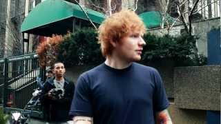 Ed Sheeran: US Tour Diary 2013 (Part 4)