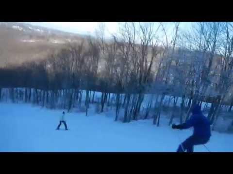 Winterplace Ski Resort WV 2014