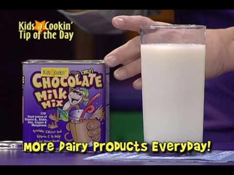 Coma Más Productos Lácteos Todos los Días