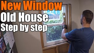 How To Replace Your Old Windows The Easy Way | THE HANDYMAN |