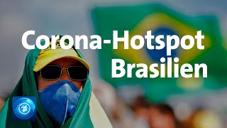 Corona in Brasilien: Zweitmeiste Infektionen weltweit, trotzdem folgen viele Präsident Bolsonaro