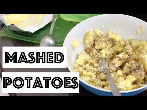 How to Make Simple Mashed Potatoes | Easy Recipes for Kids to Make
