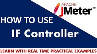 JMeter Intermediate Tutorial 7 - How to use Module