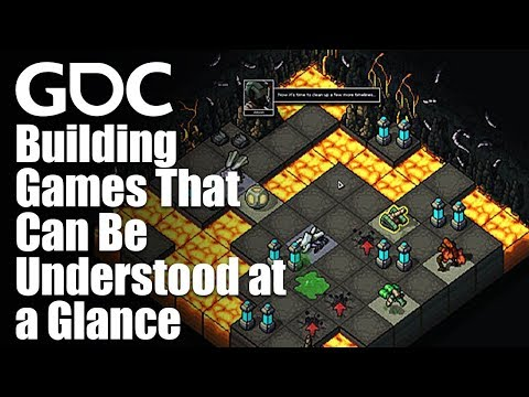 Building Games That Can Be Understood at a Glance