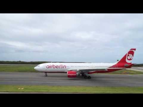Plane Spotting  Punta Cana International Airport 2017 [short]