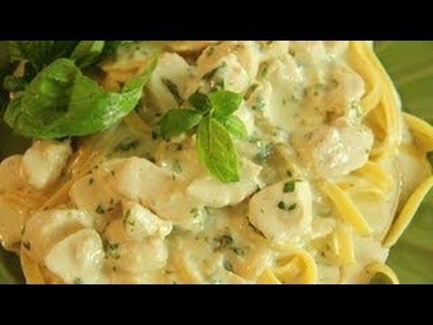 Creamy Chicken Pasta Recipe