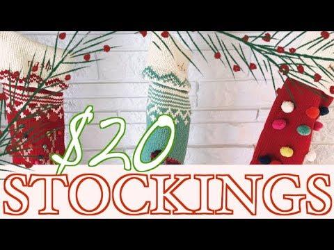 Toddler and Baby Stocking Stuffer Ideas | $20 Stocking Challenge | VLOGMAS 8 | steffiethischapter