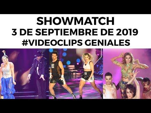 Xxx Mp4 Showmatch Programa 03 09 19 Tres Videoclips En La Pista Más Famosa 3gp Sex