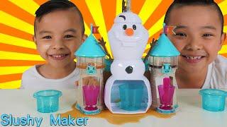 Make SLUSHY With OLAF Disney Frozen 2 Ckn Toys
