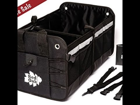 Red Oak Outfitters trunk organizer Review