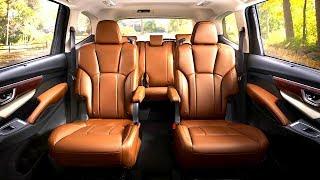 Subaru Ascent INTERIOR 8 Seater Luxury Edition In Detail New Subaru Ascent Touring Interior 2018