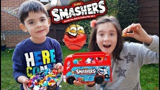 SMASHERS Surprises Super Rare Collectibles Figures Kids Smashing Fun
